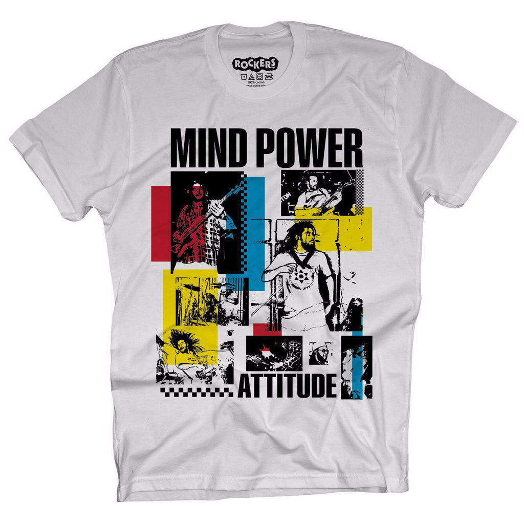 ROCKERS Mind Power T-Shirt
