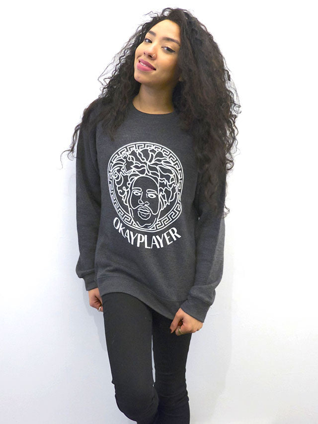 "Okayplayer ""Migos"" Raglan Sweatshirt"
