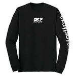 Okayplayer Finisher Long Sleeve T-Shirt - Black