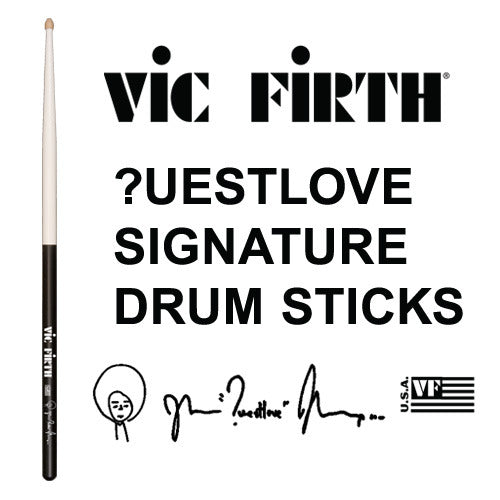 ?uestlove Signature Vic Firth Drum Sticks