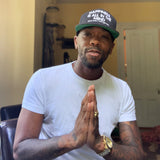 "stic of dead prez ""Happiness Is All In The Mind"" Hat"