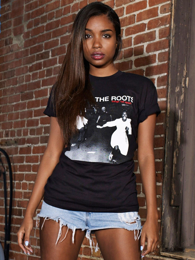 The Roots Things Fall Apart Album T-Shirt