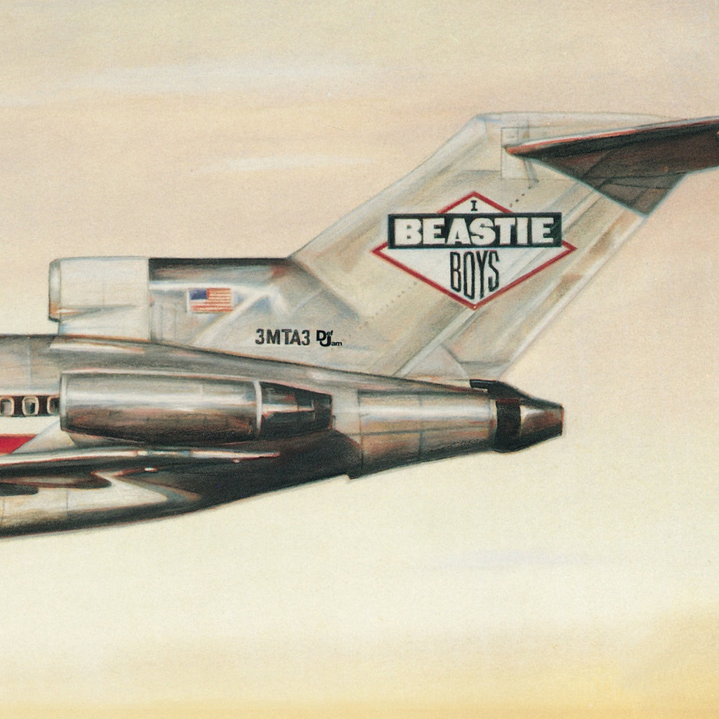 "Beastie Boys "" Licensed To Ill"" LP 30th Anniversary Edition 180 Gram Vinyl"