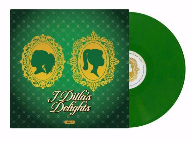 "J Dilla ""J. Dilla's Delights, Volume 1"" LP Vinyl [Black Friday 2017]"