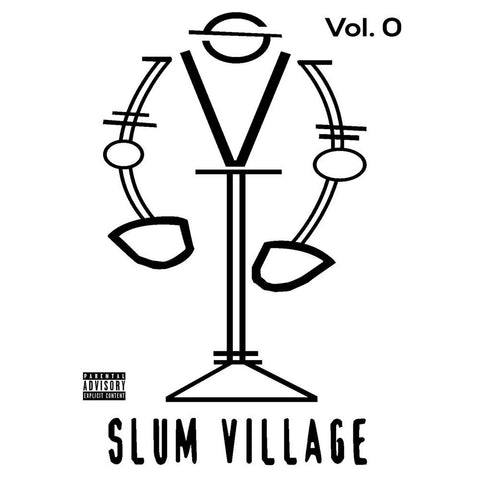 "Slum Village ""Slum Village, Vol. 0"" LP Vinyl"