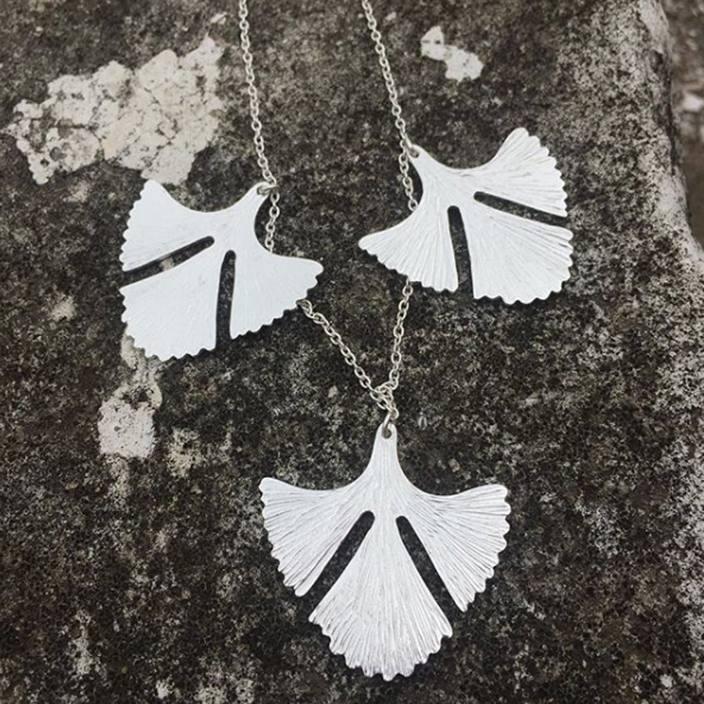 Biloba Necklace