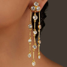 Load image into Gallery viewer, Disco Chandelier Earrings