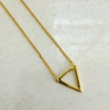 Load image into Gallery viewer, Pyramid Necklace