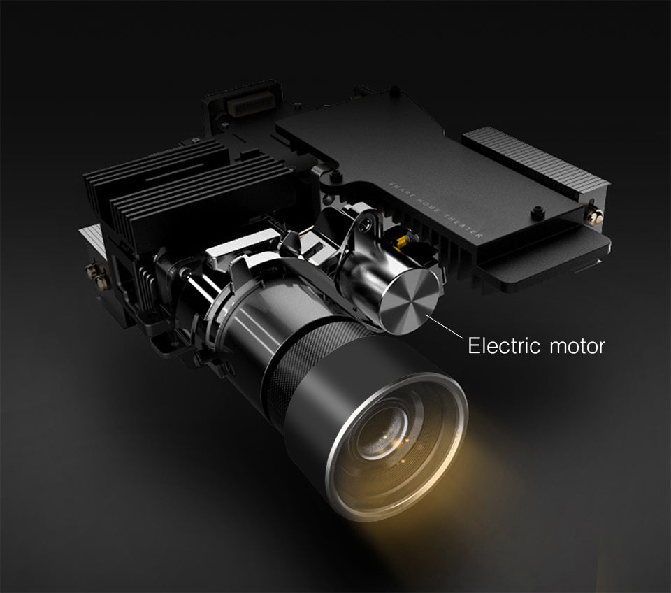 Toumei V6 4K Projector Features 02
