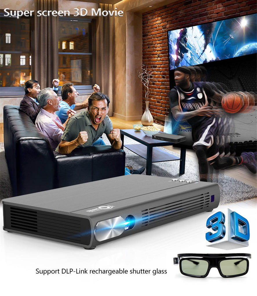 Toumei T6 HD Projector Features 02