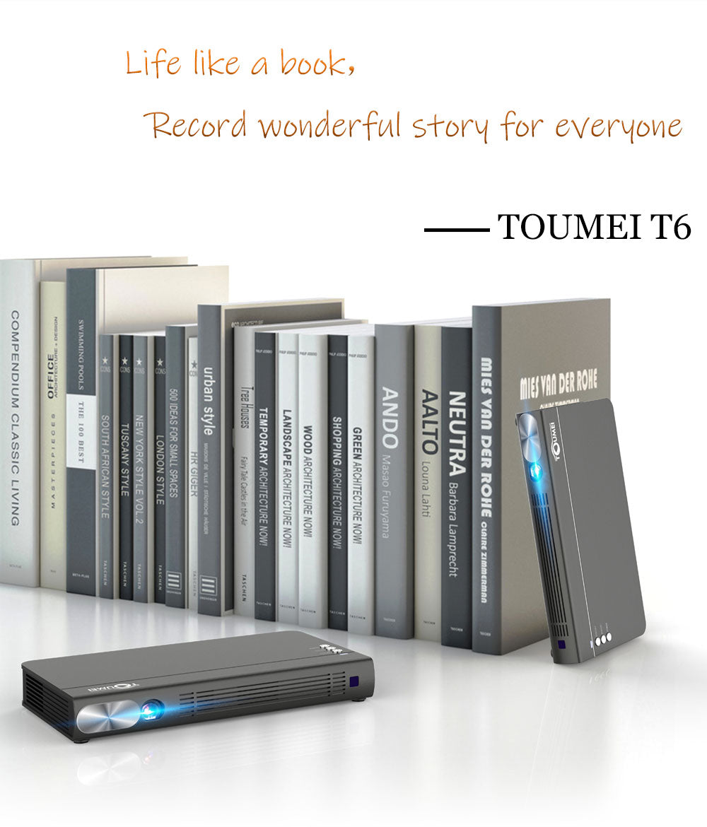 Toumei T6 3D Projector Features 01