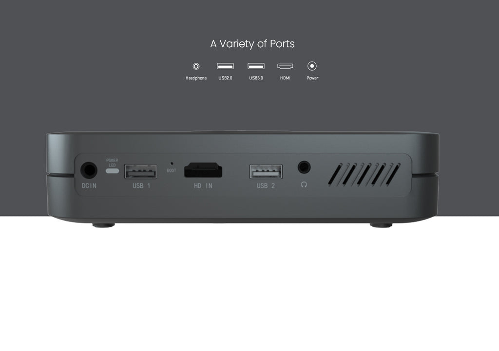 Toumei K1 Smart TV Projector Features 08
