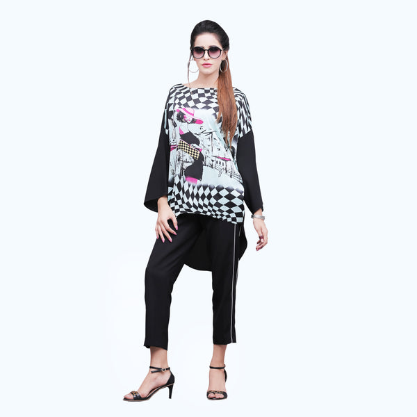 DIGITAL PRINTED TOP (SWI2012TU02)