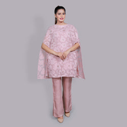 TEA PINK TWO PIECE SUIT (SSP2103SU52)