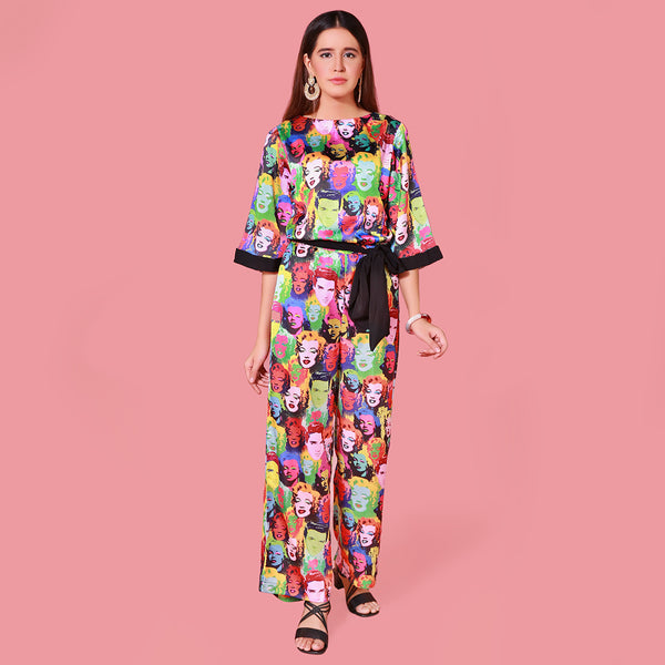 POP ART JUMPSUIT (SWI2010JS58)
