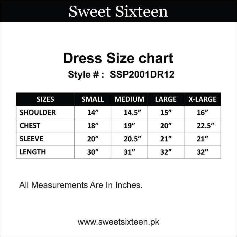 SKIN EMBROIDERED DRESS (SSP2001DR12)