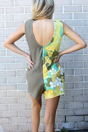 Mix n Match 70's Arlo Romper