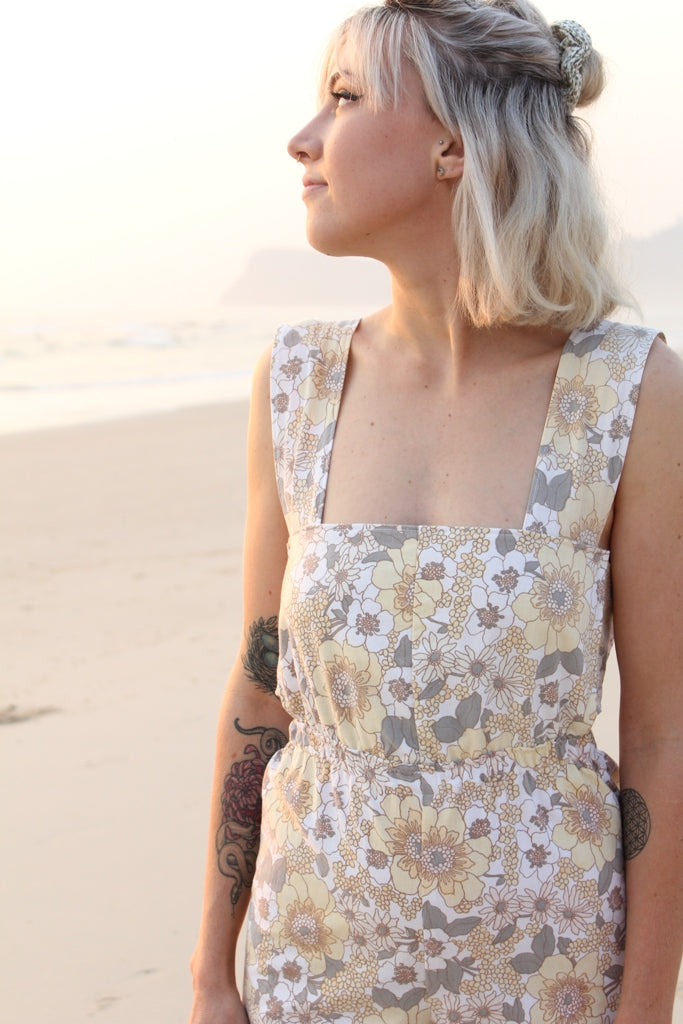Flower Power Jenni Jumpsuit
