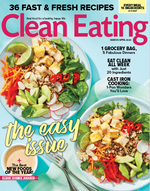 Unbuns win a Clean Choice Award from Clean Eating Magazine