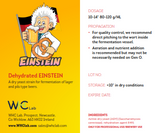 Einstein Dried Yeast (500g)