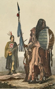 Assiniboin Indians.