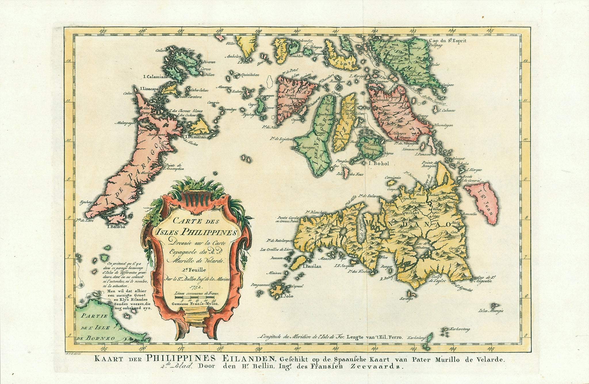 Picture of: Maps Asia South East Asia Philippines Bellin Philographikon Antique Maps And Prints