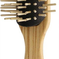 TEK WIDU Wooden Styling Hair Brushes