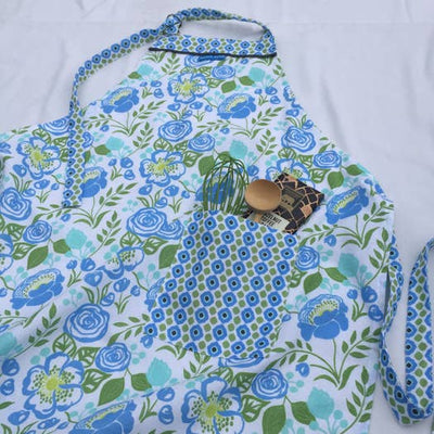 Bloom Organic Cotton Cotton Apron