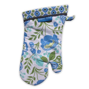 Bloom Organic Cotton Cotton Oven Mitt