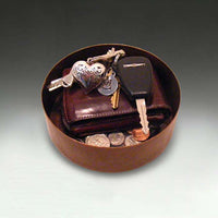 "Copper ""Coin-Key"" Caddy"