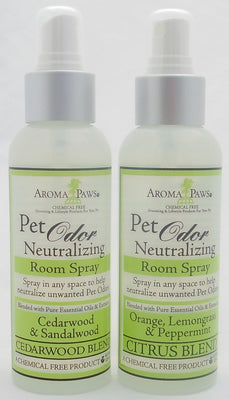 Pet Odor Neutralizing Room Spray