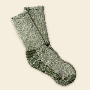 Organic Wool Killington Hiking Sock