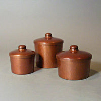 Roycroft Style Copper Box