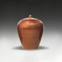"""van Erp""-style Copper Acorn Box"