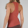 Organic Cotton Donna Top in Pottery Red - XL