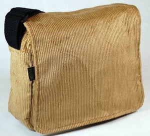 Hemp Corduroy Mini Urban Bag/Purse