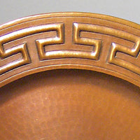 Mitla Copper Tray