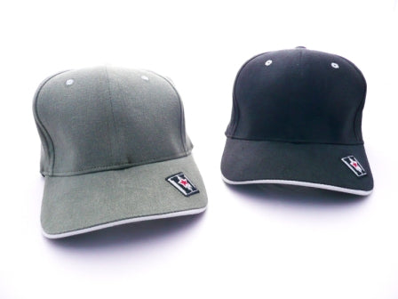 Hemp Baseball Cap with Logo