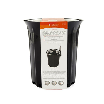 Breeze - Odor-Free Countertop Compost Collect