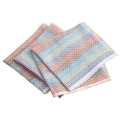 Tidy Organic Cotton Dish Cloths - Set of 3 cloths