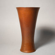 Hand-hammered Elegant Copper Vase