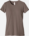Organic Cotton Women's Classic Short-Sleeve T-Shirts