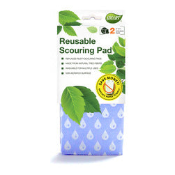 Reusable Scouring Pads - set of 2