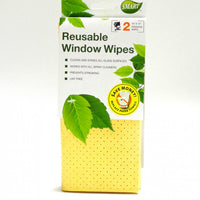 Reusable Window Wipes - set of 2