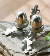 Acorn Salt & Pepper Shakers