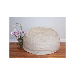 Hemp & Organic Cotton Large Bean Bag Chairs