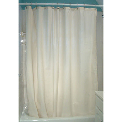 Cotton Shower Curtain- earth friendly