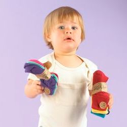 Organic Cotton Infant & Toddler Socks