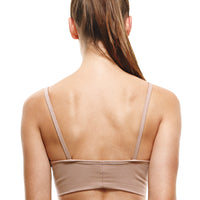 Bralette Organic Cotton Bra - Fits Sizes: A-DD