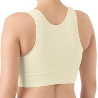Jane's PLUS Bra - Organic Cotton Bra - Fits Sizes: B-E
